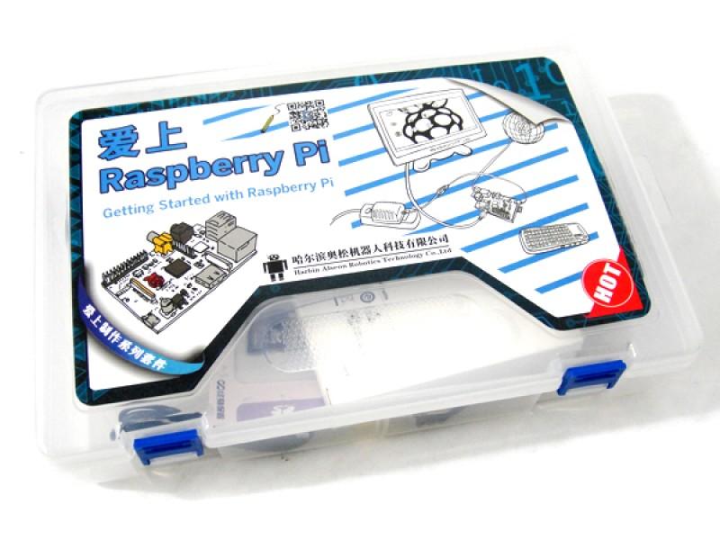 Getting Started with Raspberry Pi Kit-Raspberry Pi B