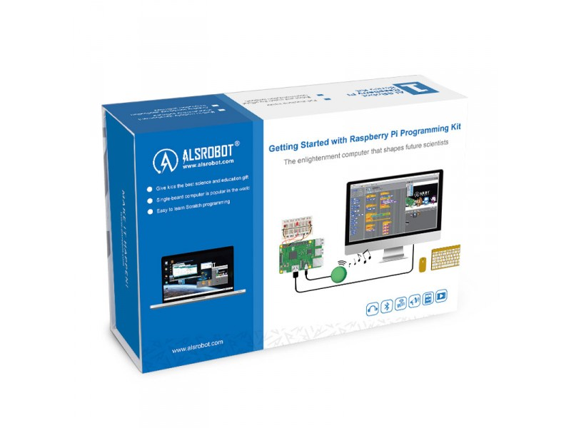 Getting Started with Raspberry Pi 3 Programming Development Kit Module B Controller