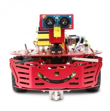 APP Remote Control Toy Educational ZinnoBot Intelligent Programming Robot Kit for Kids