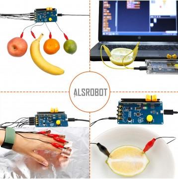 PicoBoard Scratch Programming Board