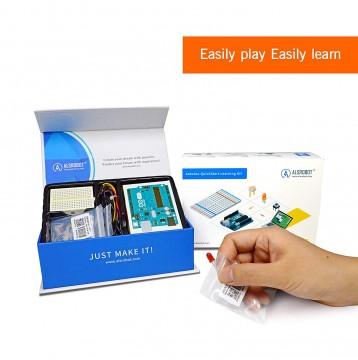 ALSRobot Quick Start Kit for Arduino Uno R3 Programming STEAM Education