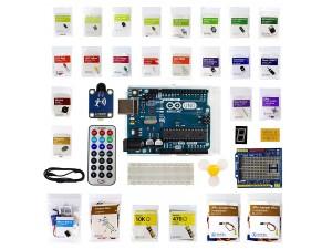 Arduino Design & Creation Enhanced Kit(with Arduino controller board)