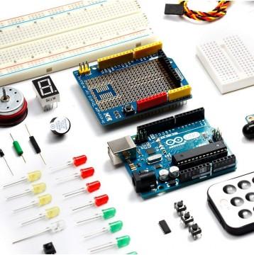 ALSRobot Design Creation Enhanced Kit for Arduino (More than 17 Lessons)