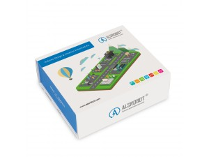 ALSRobot Design Creation Enhanced Kit for Arduino (More than 17 Lessons)